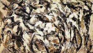 Polar Stampede - Lee Krasner 