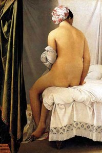 Ingres's the Valpincon Bather