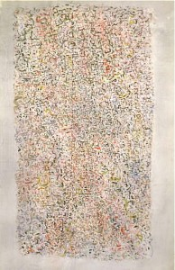 Mark Tobey - Universal City - Seattle Art Museum