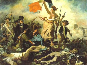 Delacroix - Leading the People