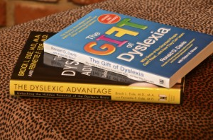 Books on Dyslexia